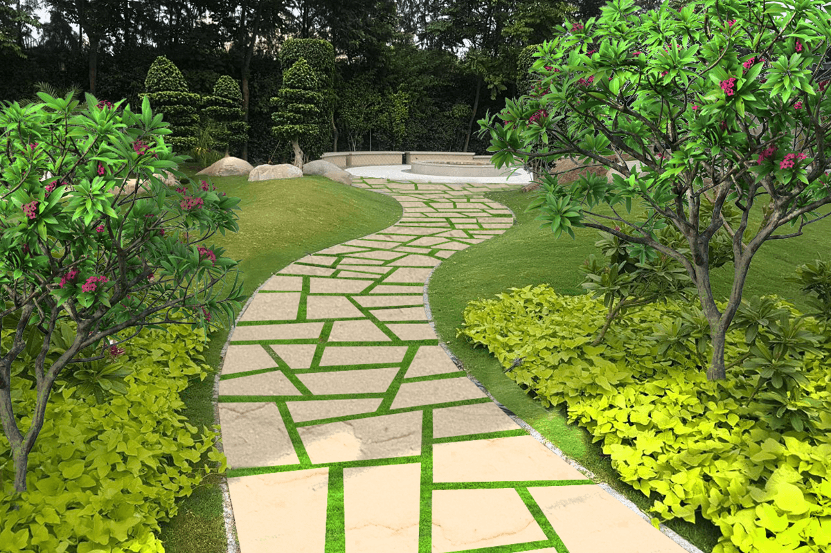 Design Green Landscapes: Landscaping Contractors, Landscape Company In